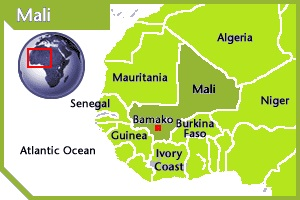 Mali location